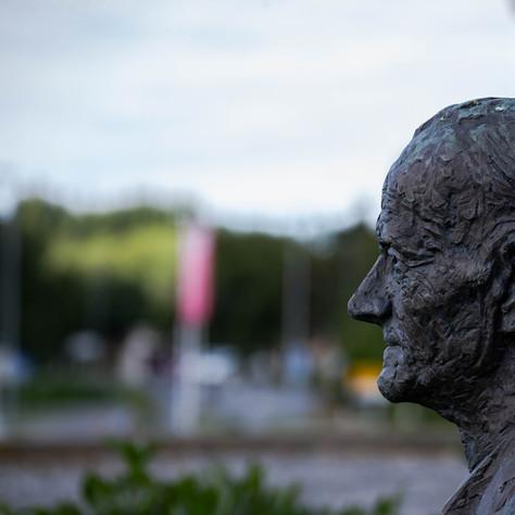 Gladstad, vega