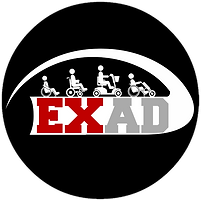 Logotipo de EXAD (EXcursiones ADaptadas)
