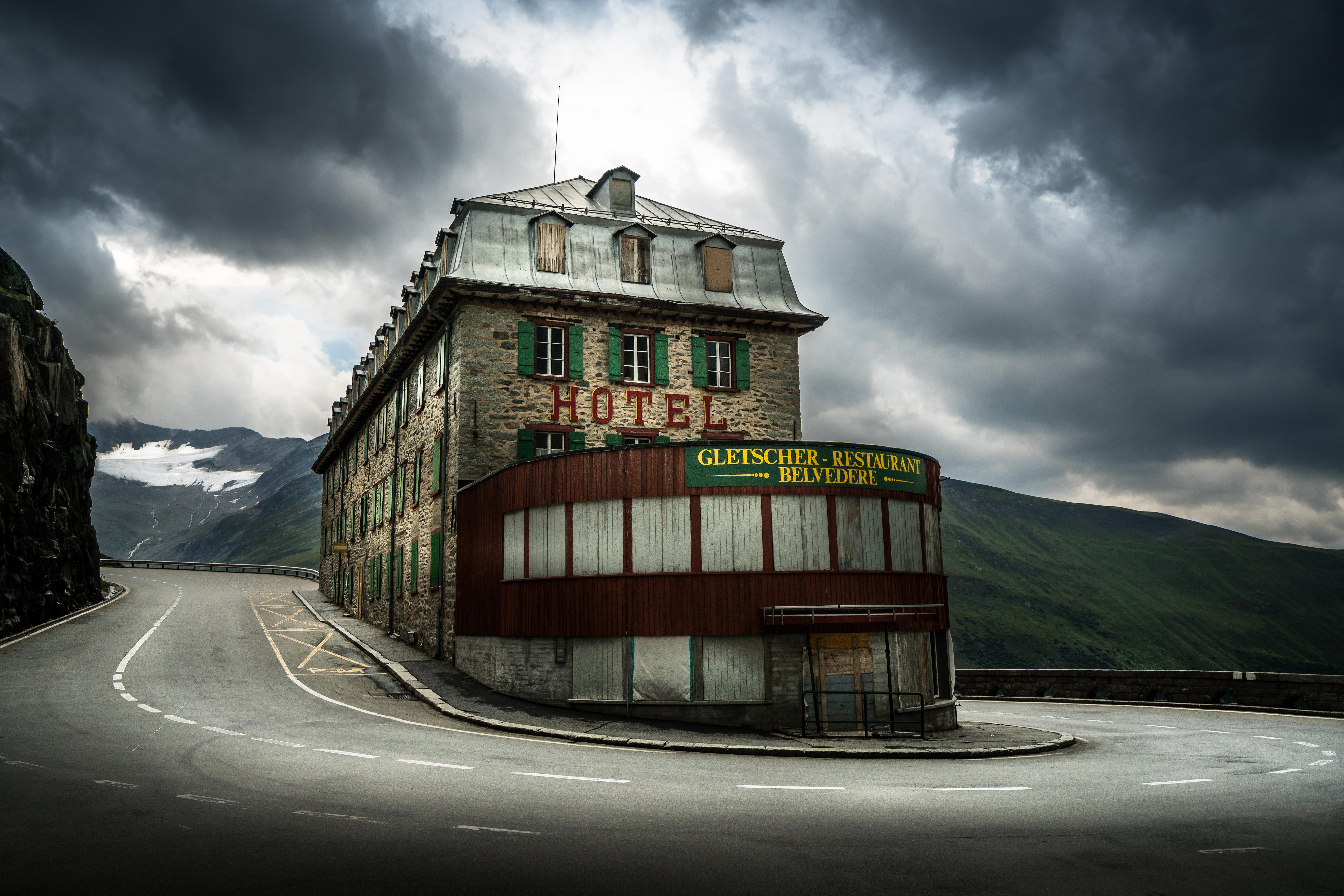 Switzerland Hotel Mountain