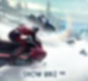 XR Snow Bike