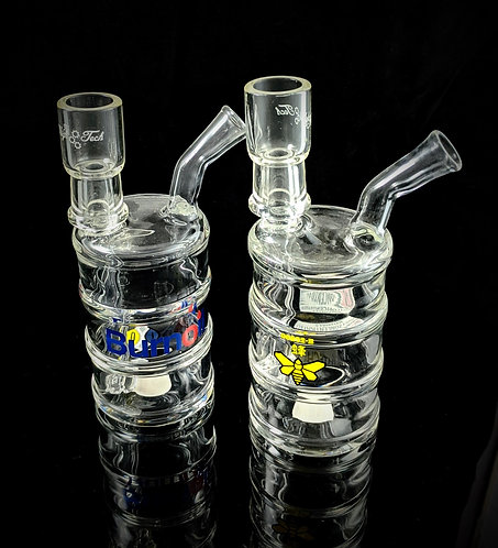 HighTech Glassworks -Oil Drum