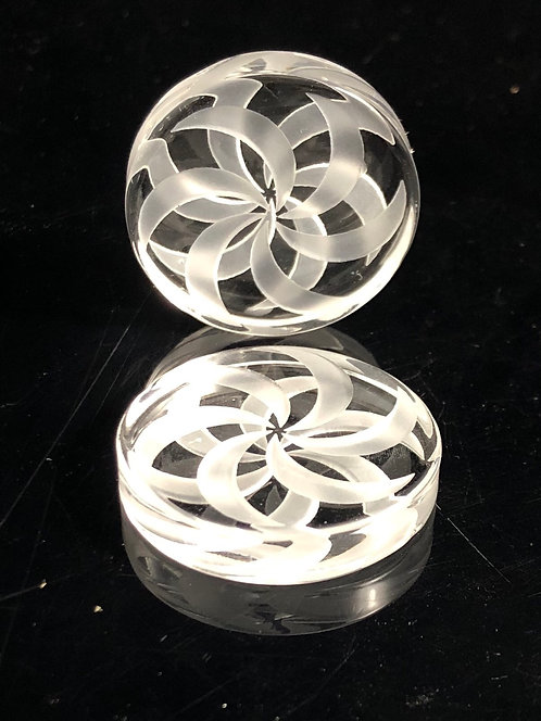 Disc spin cap (Double sided)