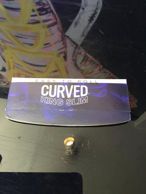 Curved king slim