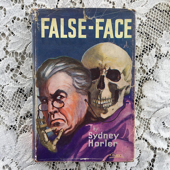 Horler, Sydney. False Face.