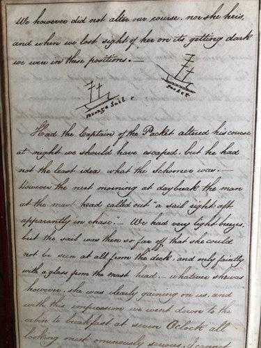 Senior, Henry. [Manuscript][ Letter Book of Henry Senior...