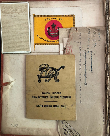The Boer War Letters of Trooper Clifford Neville Ansell