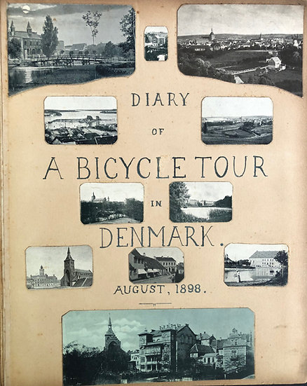 Bird, D.S.; Alexander, G.H.G. [Manuscript] Diary of a Bicycle Tour in Denmark