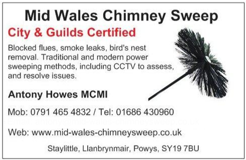 Mid Wales Chimney Sweep