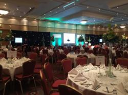 Bristol Marriott Awards Ceremony