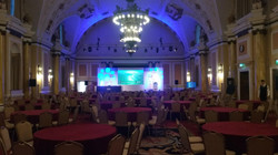 Cardiff City Hall Conference Dinner