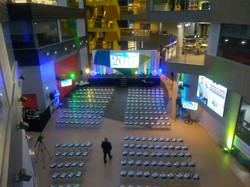 Large Event Lighting & Staging