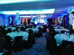 Awards Ceremony & Uplighters