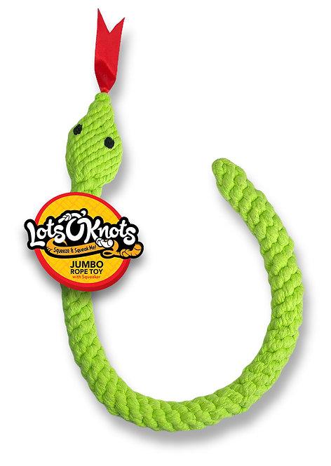 #01805 Snake - Green