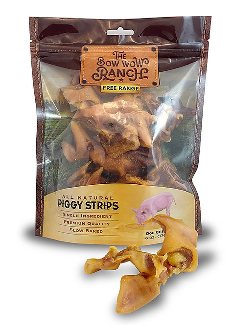 The Bow Wow Ranch Piggy Strips