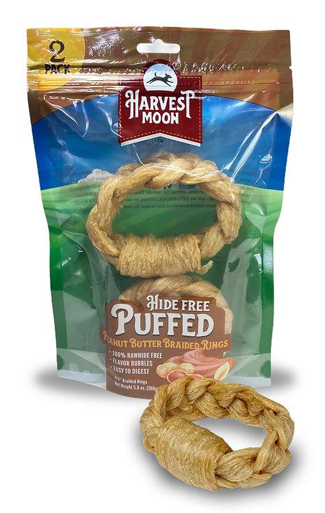 Harvest Moon Hide Free Puffed Rings