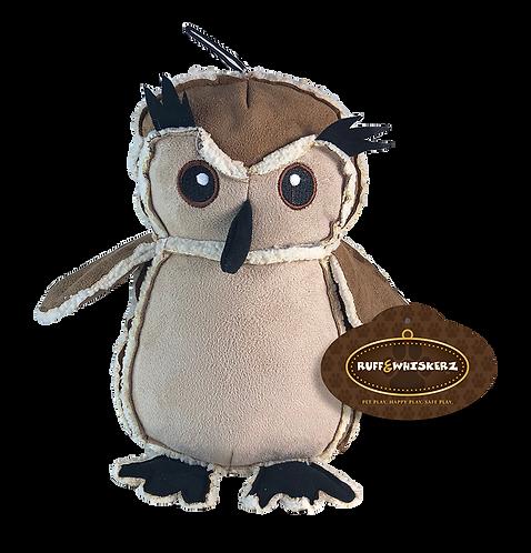 #01227 Shearling Asst #2 - Owl