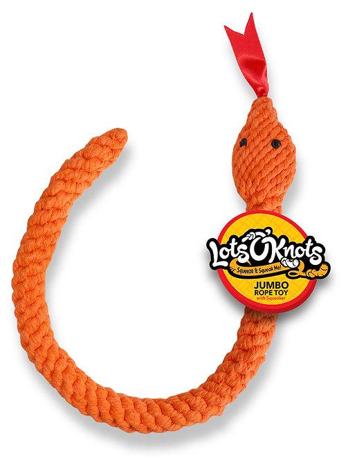 #01805 Snake - Orange