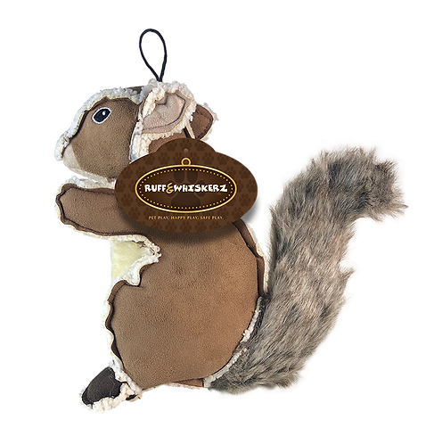 #01226 Shearling Asst #1 - Squirrel