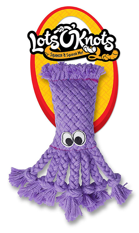#01801 Doggy Medium Asst - Octopus