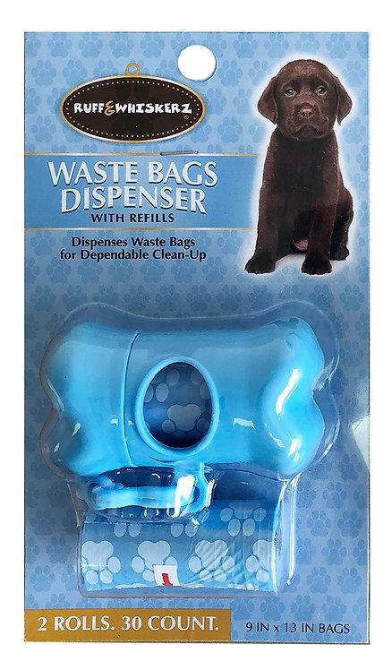 #01595 Waste Bag Dispenser/Refill - 15 ct