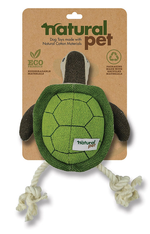 #01286 Small/Med canvas Hemp Asst - Turtle