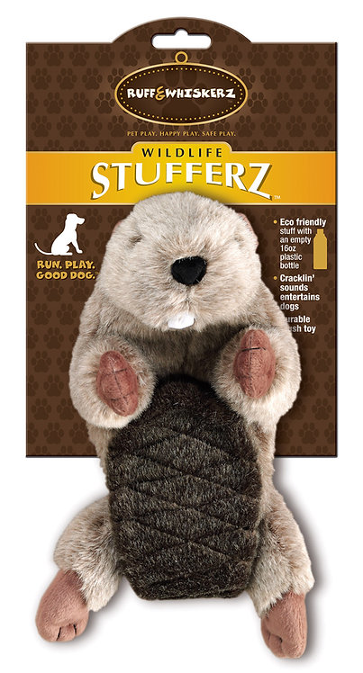 #01202 Stufferz - Beaver