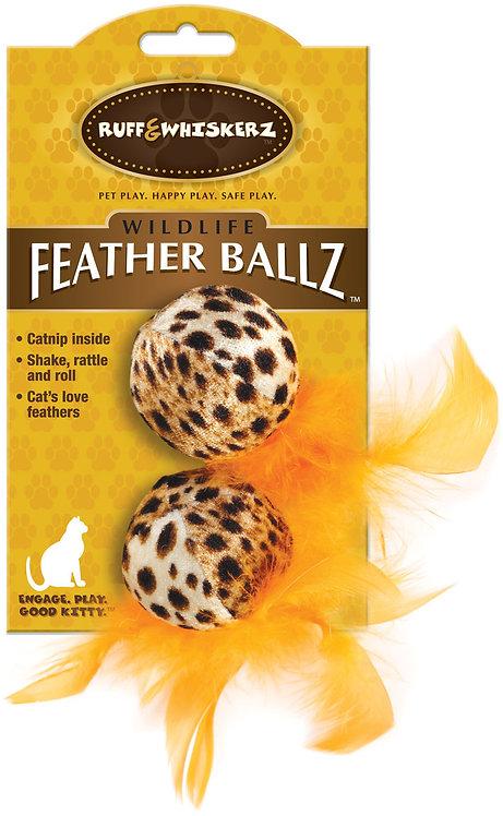 #01005 Feather Ballz