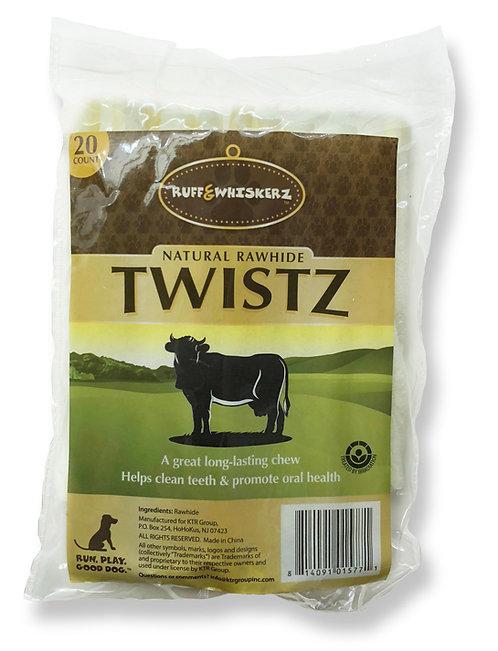 "#01577 5"" Twistz - 20 pack"