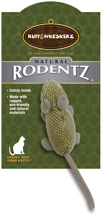 #01008 Natural Rodentz