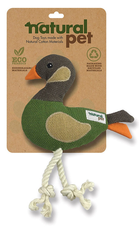 #01287 Med/Lg Canvas Hemp Asst - Goose