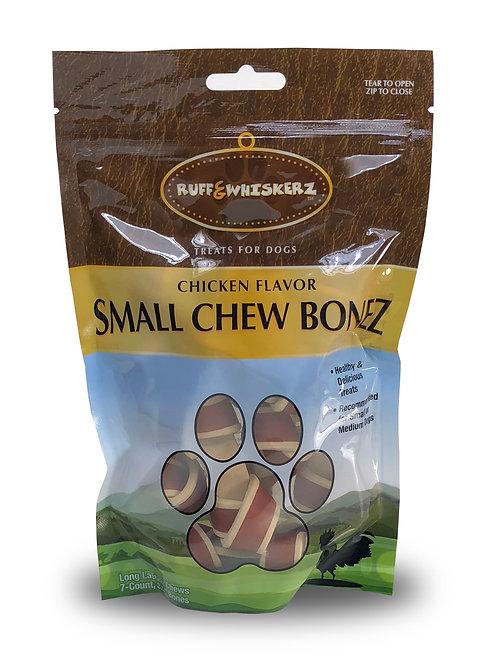 #01569 Small Chew Bonez 7 Count