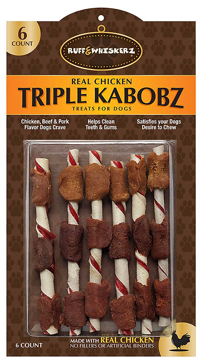 #01586 Triple Kabobz