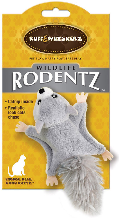 #01003 Rodentz - Squirrel