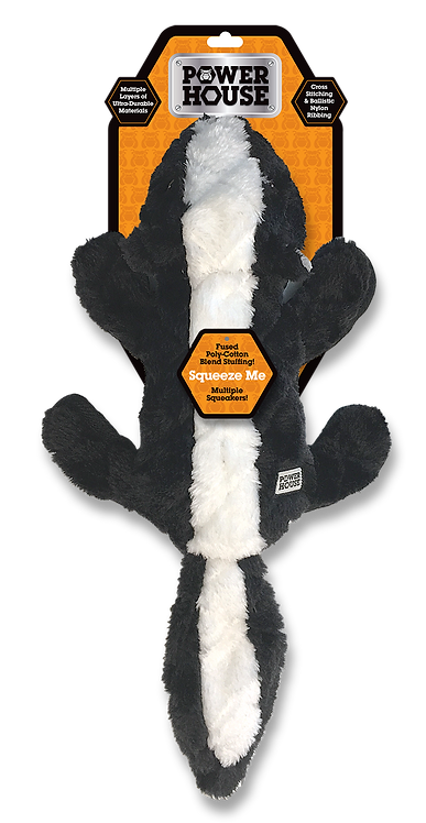 #01616 Large Animal Asst.  Skunk