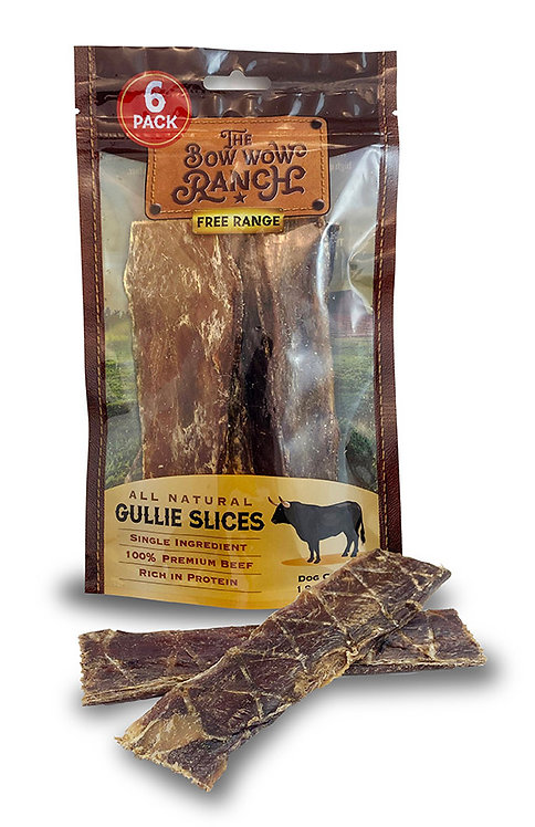 The Bow Wow Ranch Gullie Slices