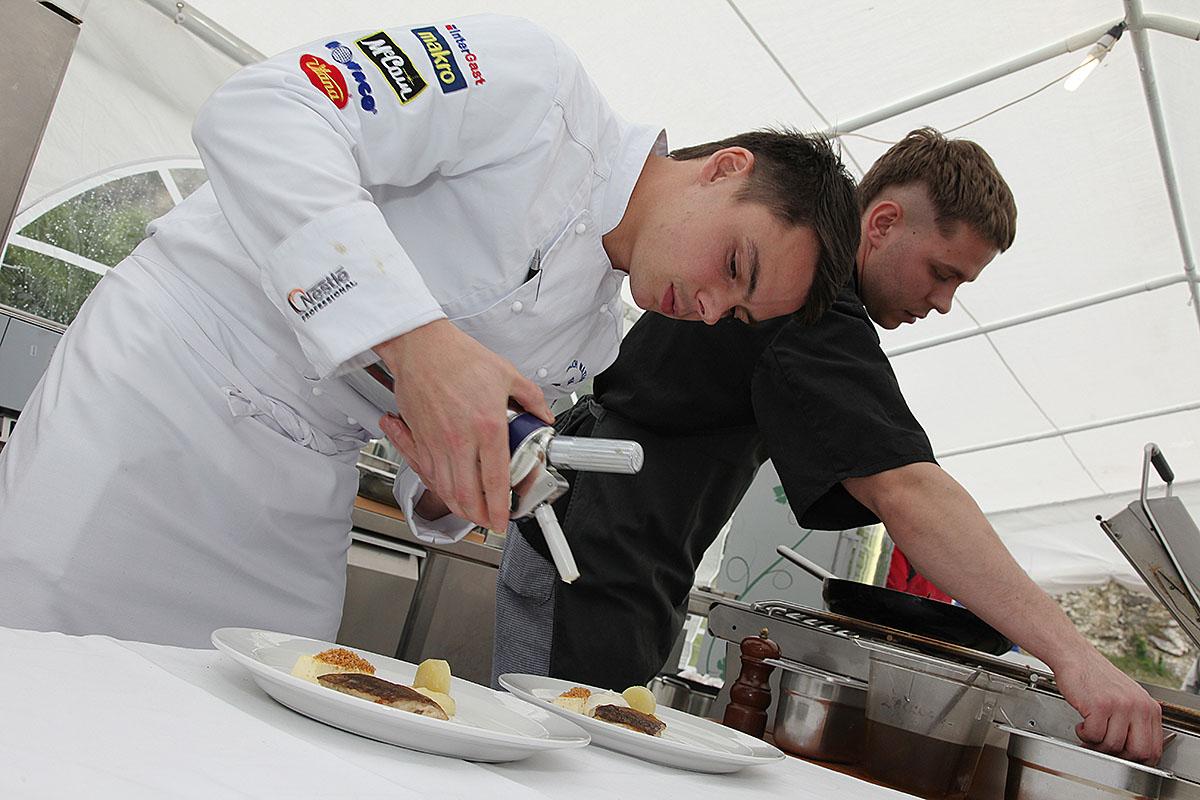 Gourmet Food Festival Mikulov