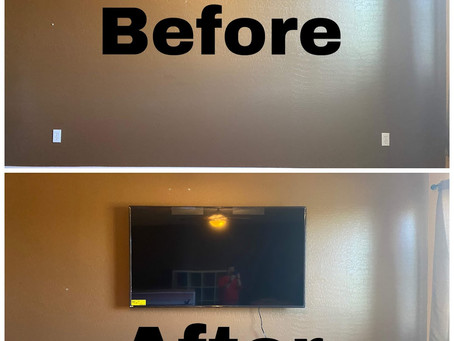 How to Series : Mounting A Tv