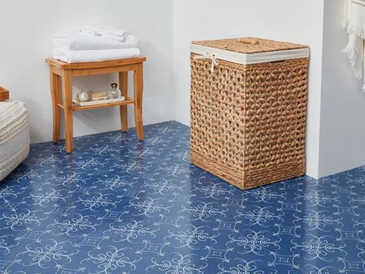 7 Inexpensive Bathroom Flooring Options