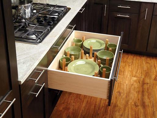 Kitchen Storage Solution That Just Works