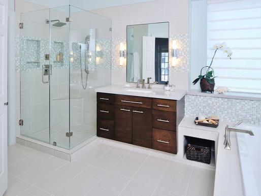 11 Creative Ways To Make A Small Bathroom Look Bigger