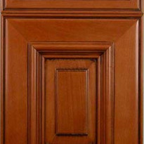 Madison-Amber-with-Brown-Glaze-on-Euro-B