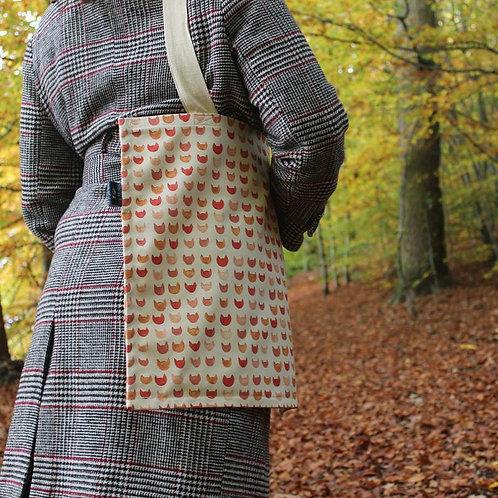 Nine Lives Organic Tote Bag