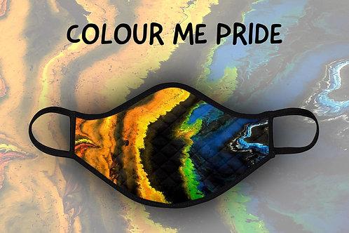 Colour Me Pride Face Mask