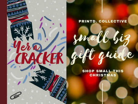 Shop Our Small Biz Holiday Gift Guide