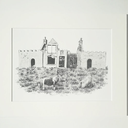 Windhouse Print