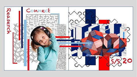 Megan M Designs moodboard kidswear research