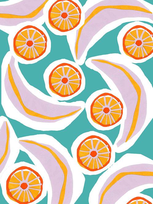 A3 Fruity Print
