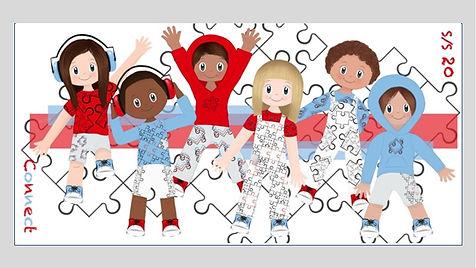 Megan M Designs fashion kidswear illustration cartoons sketch