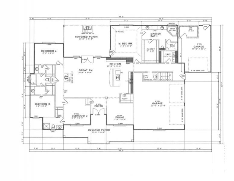 home construction Vilonia AR