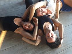 5 Elements dance trio